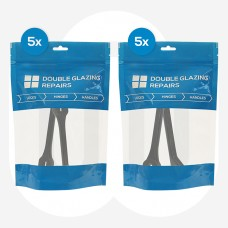 10x Mixed Pairs of Patio Levers Separately Bagged