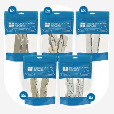 10x Mixed Patio Wheels Individually Bagged