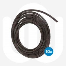 10x Mixed Popular Gaskets in Black Individually Bagged