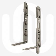 Pair of 3Placement Repair Lock Shootbolts