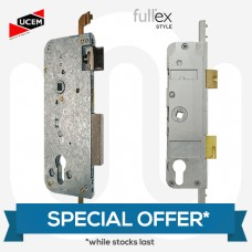 SPECIAL OFFER! 1x UCEM 85mm & 1x Fullex Style 'Type A' Centre Cases
