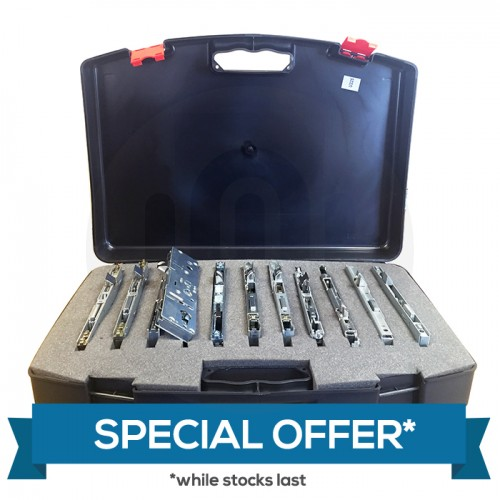 SPECIAL OFFER! 11x Mixed Popular Centre Cases with Plastic Case