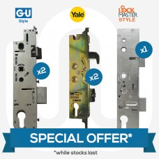 Centre Case Special Offer (GU Old Style, Lockmaster, Yale)