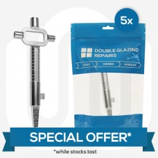 SPECIAL OFFER! 5x Metal Lock Testing Tools Individually Bagged in Display Bags