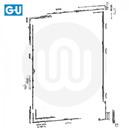 Gu Uni Jet D Tilt Amp Turn Full System Face Fix