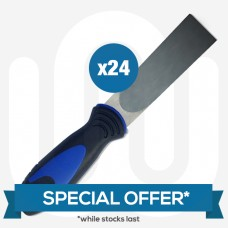 SPECIAL OFFER! x24 Professional Glazing Chisel Bead Knife