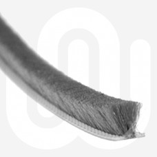 Secondary Glazing Brush Pile