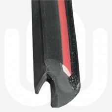 Wedge Gasket 4-5mm (Red Stripe)