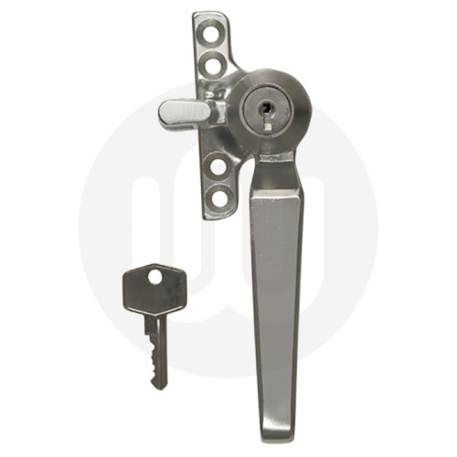 Cockspur Aluminium Window Handle Locking