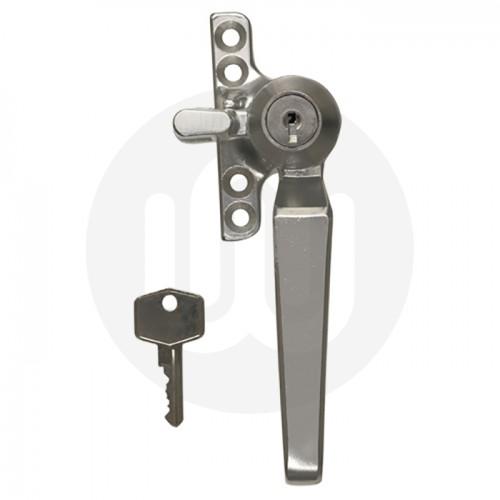 Cockspur Aluminium Window Handle Locking