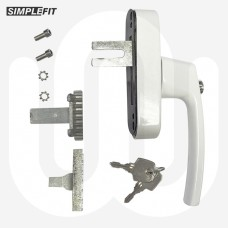 Simplefit Aluminium Peg Handle