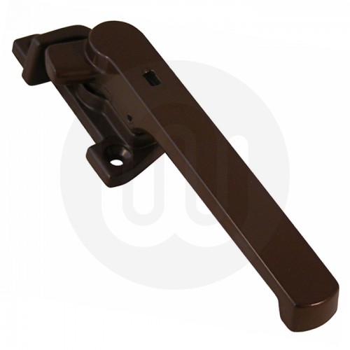 Shaw Replacement Timber Cockspur Window Handle With Keep