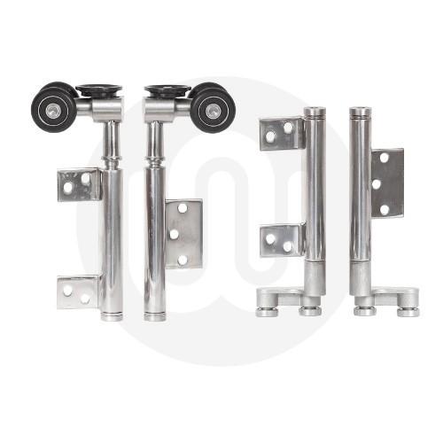 Bi Folding Door Carrier Set