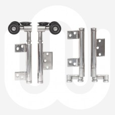 Bi Folding Door Carrier Set