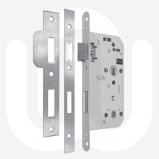 Nemef Style 6104 Mortice Bathroom Lock