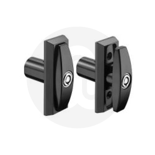 garage door lock handle. garage door lock handle